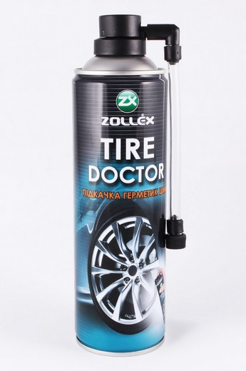 Sprej na defekty TIRE DOCTOR 450 ml