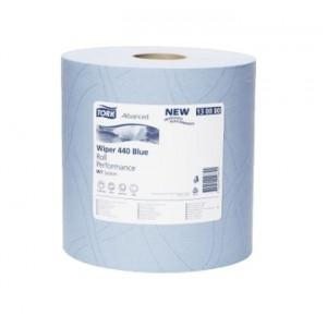 Papier Tork 430 blue Performance 2 17